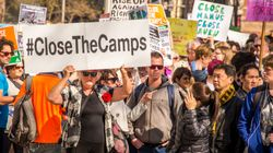 Thousands Of Aussies 'Walk Together' For Asylum