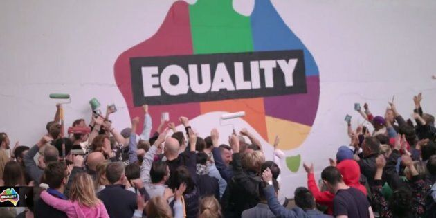 The Powerful Marriage Equality Ad Looking To Change The