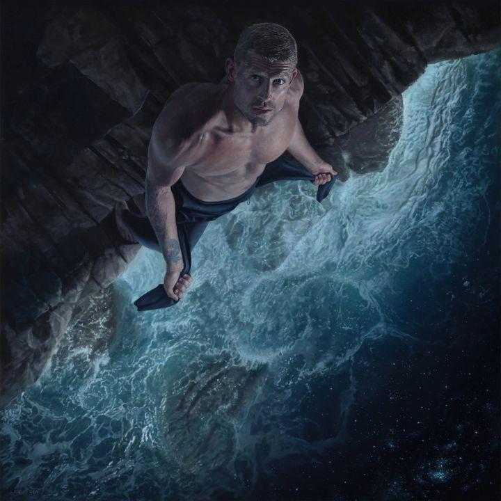 Mick Fanning, Edge of Infinity by Joel Rea