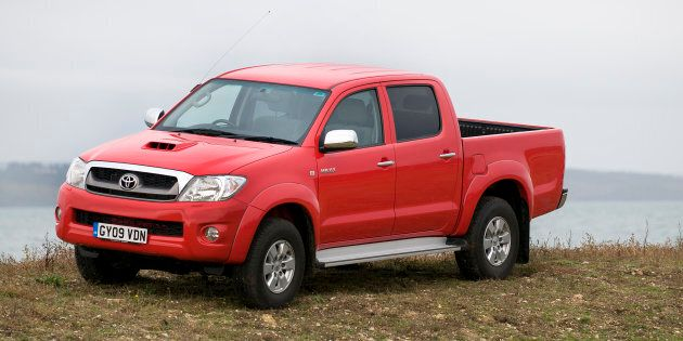 The Toyota HiLux ute doesn't pass the 'moose