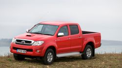 Australia's Favourite Ute The Toyota Hilux Fails The 'Moose