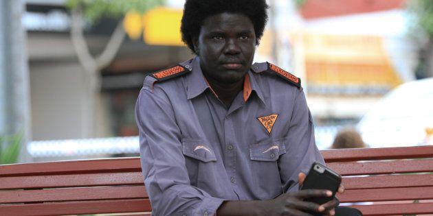 Aguek Nyok has been hailed a hero for his
