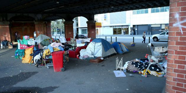 Homelessness experts fear this will become more