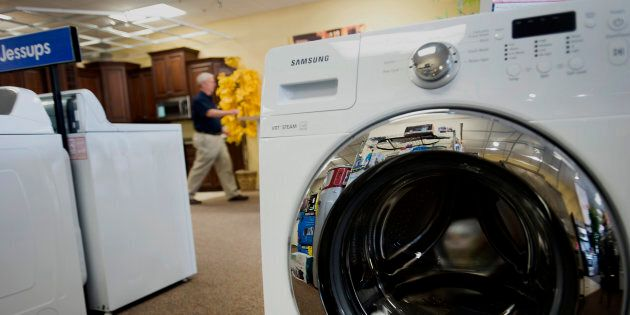Samsung is recalling nearly 3 million washing machines due to safety