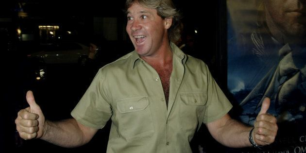 Steve Irwin's getting his own day on November