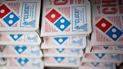 Domino's Makes 'World First' Drone Pizza