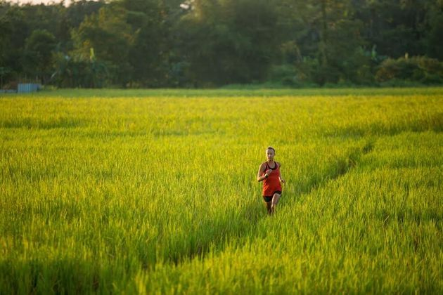 Samantha Gash running across India for World Vision
