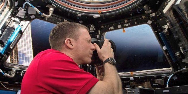 Astronaut Terry Virts On Perspective, Politics And Our Beautiful
