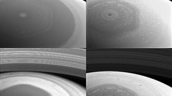 These Photos From NASA's 'Bold And Daring' Adventure To Saturn Are Truly