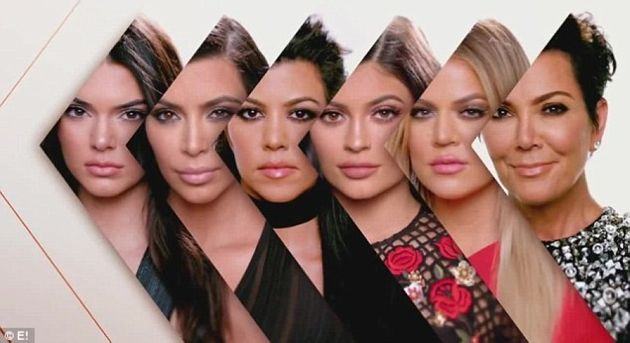 Keeping Up With The Kardashians season 12 came in at number