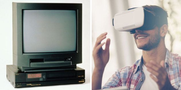 What The VCR Can Teach Us About The Future Of Virtual