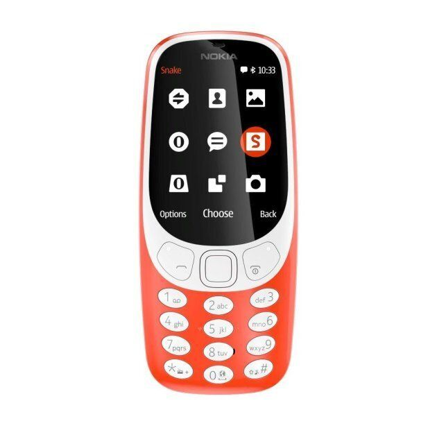 The new and improved 3310 in 'Warm