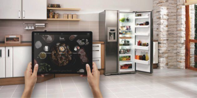 A fully-connected kitchen of the future is around the corner. Australians will be able to have a digital...