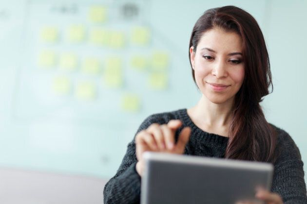 Women are encouraged to look at tech as being an incredibly creative career.