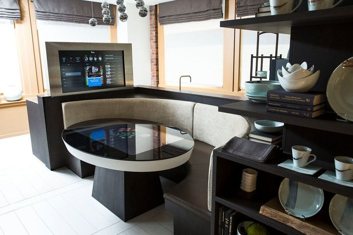 A smart kitchen promises to save you money as you stop wasting money on groceries you don't need.