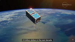 These Tiny, Cube-Shaped Satellites Are Launching Australia Back Into