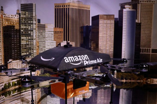 Amazon will soon be using drones to deliver packages in record time. Loftus Peak CEO Alex Pollak says a lot of people are willing to pay for convenience.