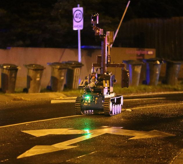 The new hi-tech bomb disposal robots will help Victorian Police respond to the evolving challenges of...