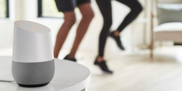 'Google Home' won't judge you for your living-room jazzercise