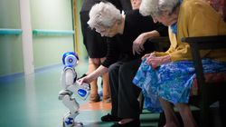 Robots Don't Dream Of Retirement, But People