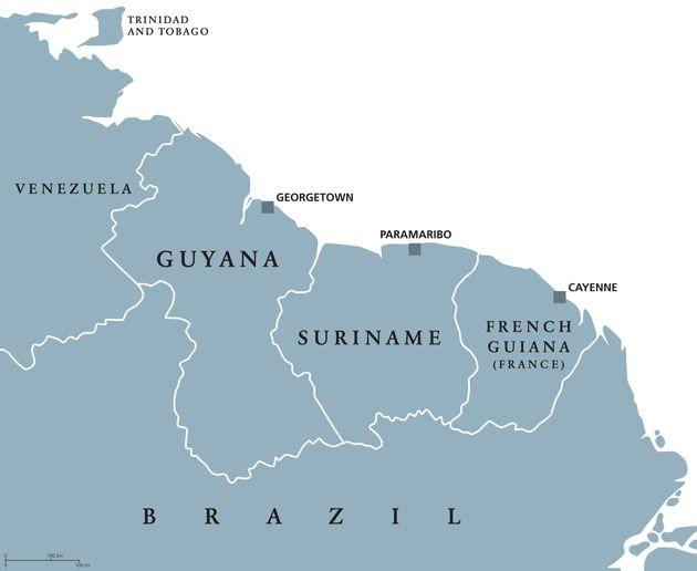 Γουιάνα: Γιατί μπορεί να γίνει η πιο πλούσια χώρα του