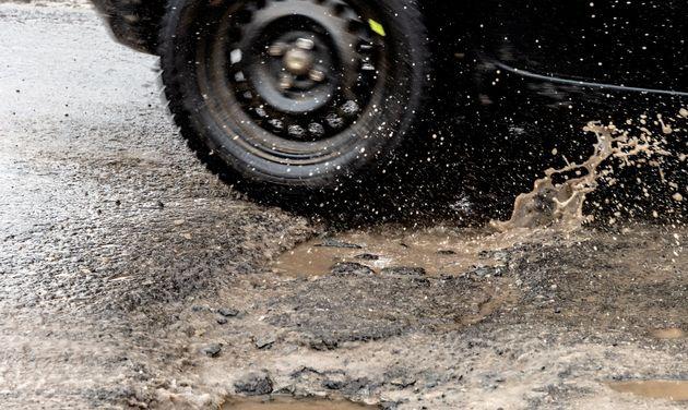 Voici les 10 pires routes du Québec selon le palmarès de