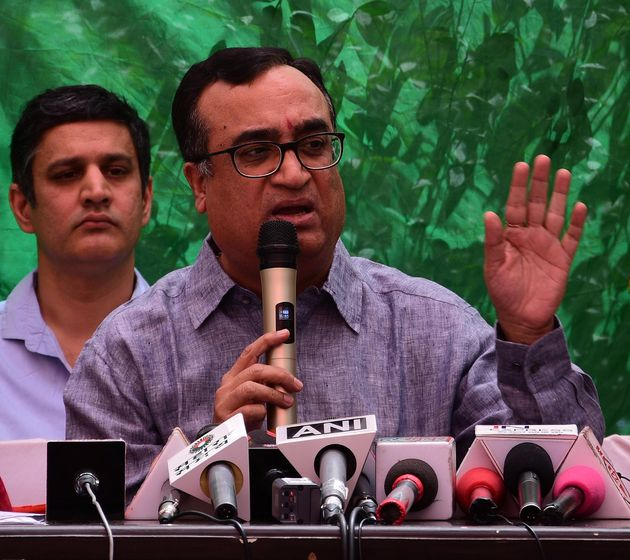 Can Ajay Maken Take Back New Delhi From Meenakshi