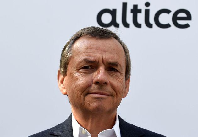 Alain Weill, président du groupe