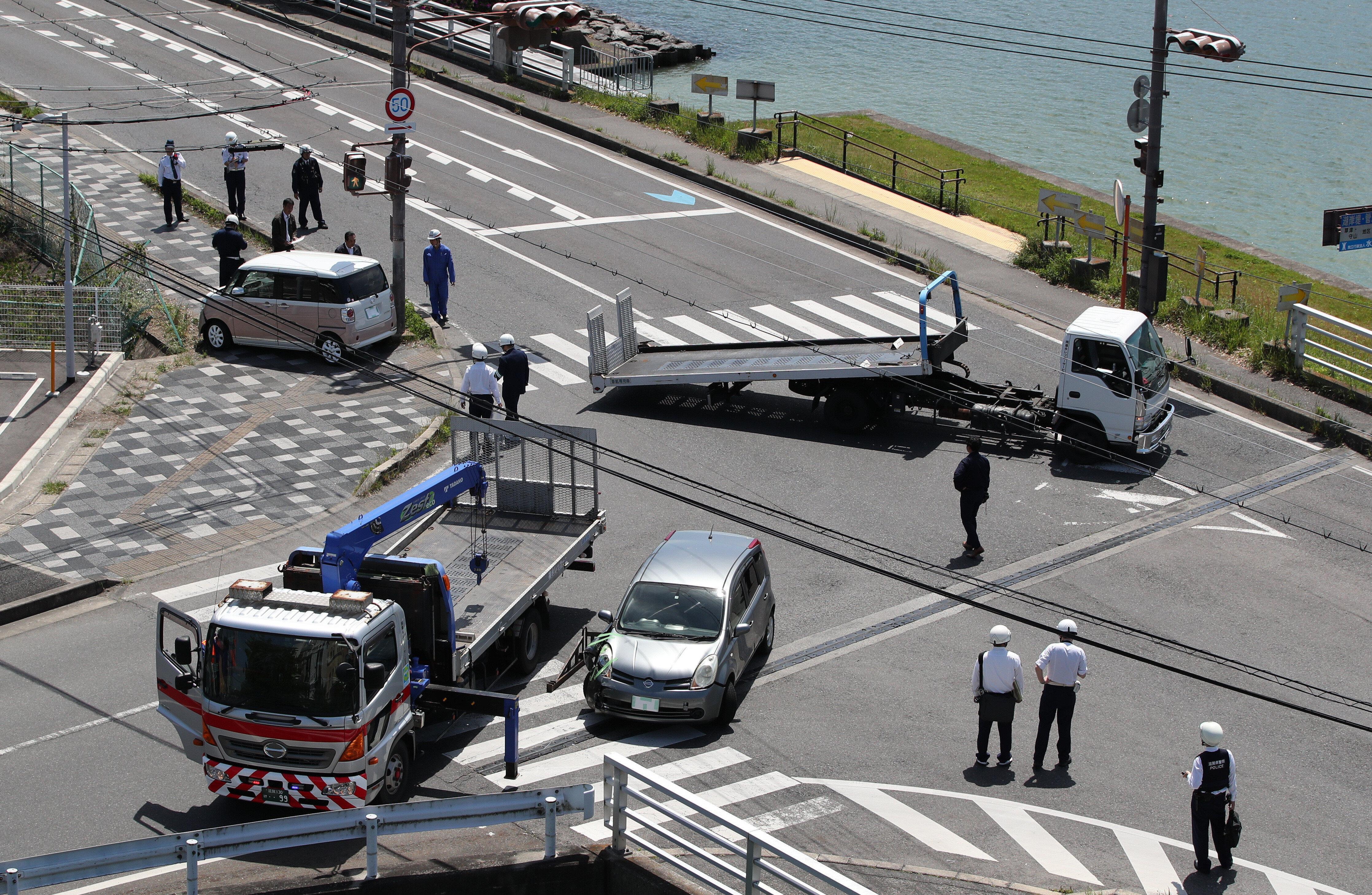 大津の事故、遺族がコメント マスコミに取材自粛求める(全文)