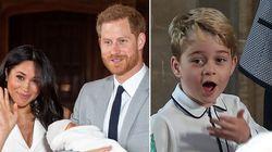 Meghan e Harry hanno scelto il nome Archie come tributo al cuginetto