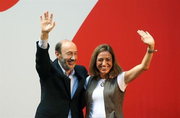 Pérez Rubalcaba: Pura