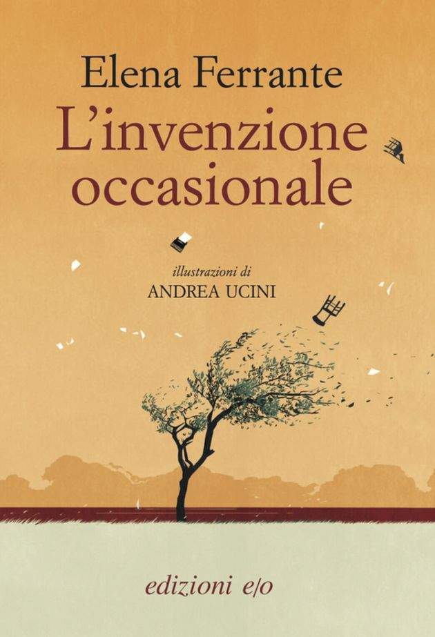 """Elena Ferrante: arriva """"L'invenzione occasionale"""", il nuovo libro della misteriosa scrittrice (o scrittore?)..."""