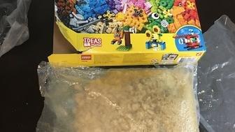 meth found in Legos
