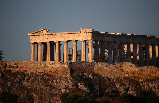Une partie du Parthénon va être reconstruite, une