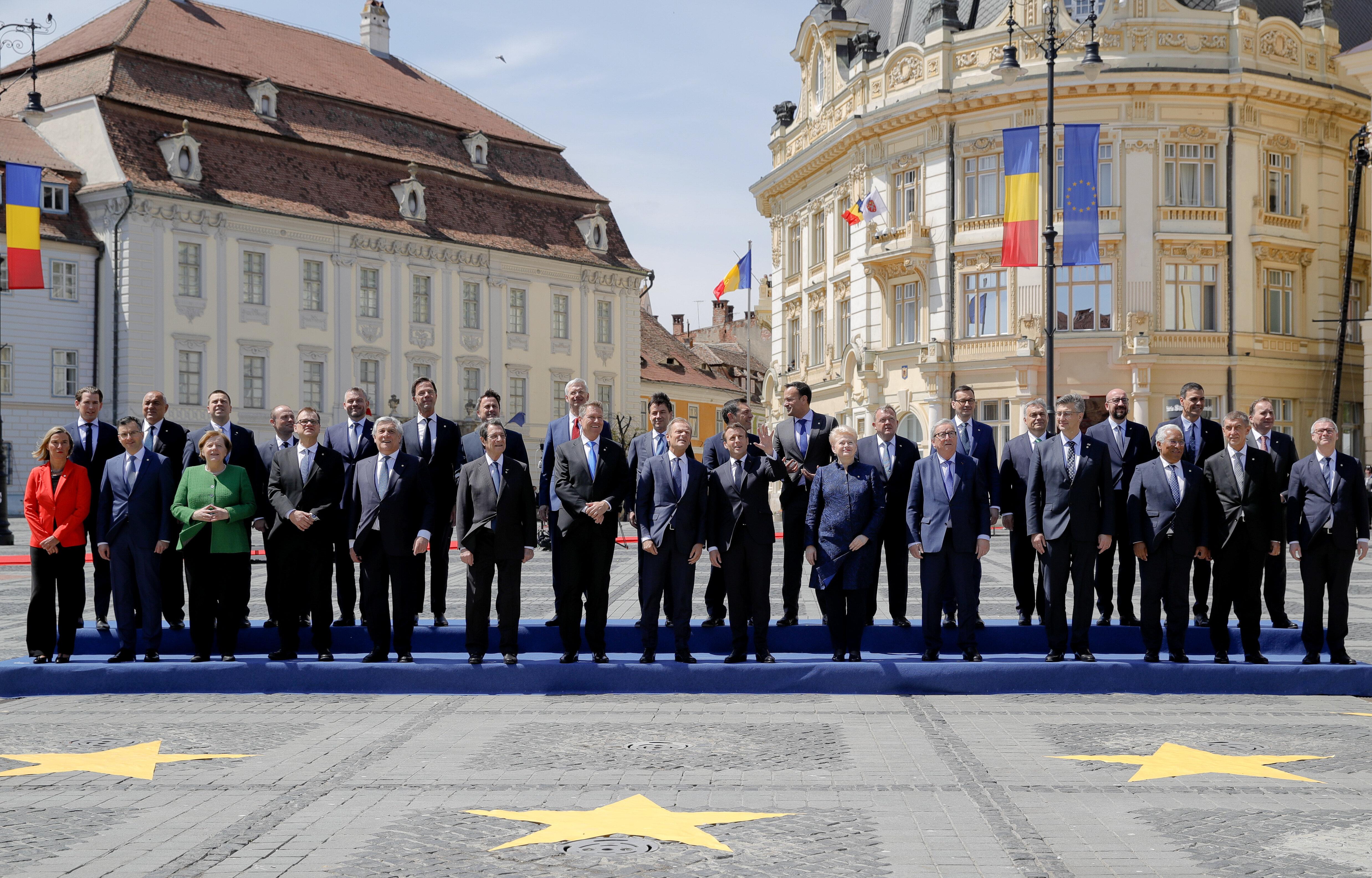 Ευρωπαϊκή ομοφωνία υπέρ της Κύπρου και κατά της τουρκικής