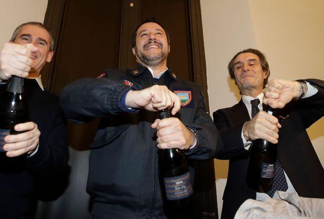 Tangenti Milano: sentita come teste ex compagna di Salvini. Un imprenditore inizia a