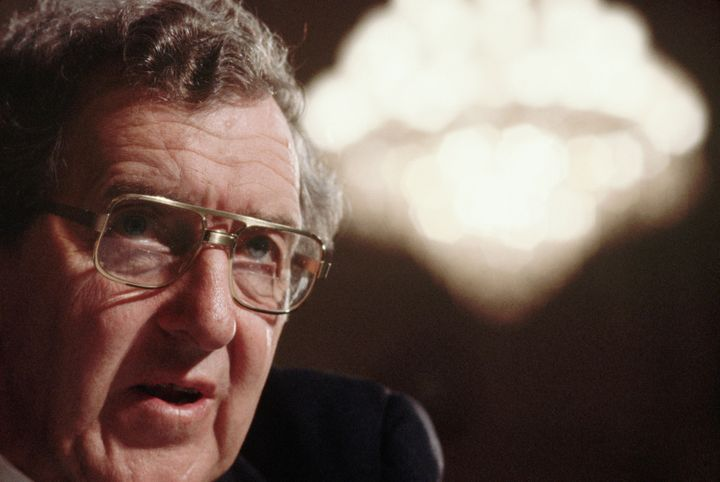 Sen. Edmund Muskie (D-Maine) was leader of the subcommittee that developed the Clean Air Act.