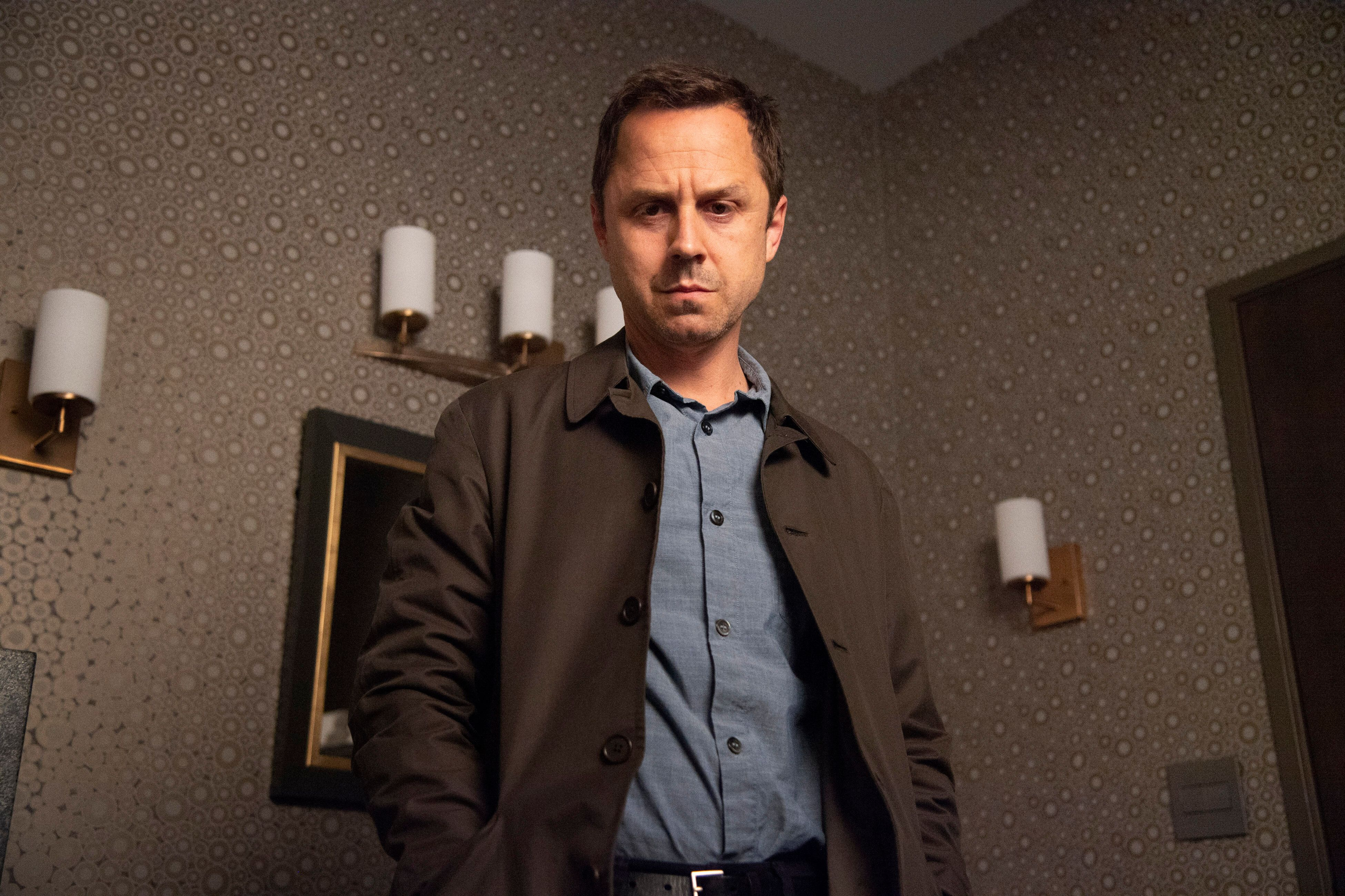 """Sneaky Pete"" on Amazon Prime."