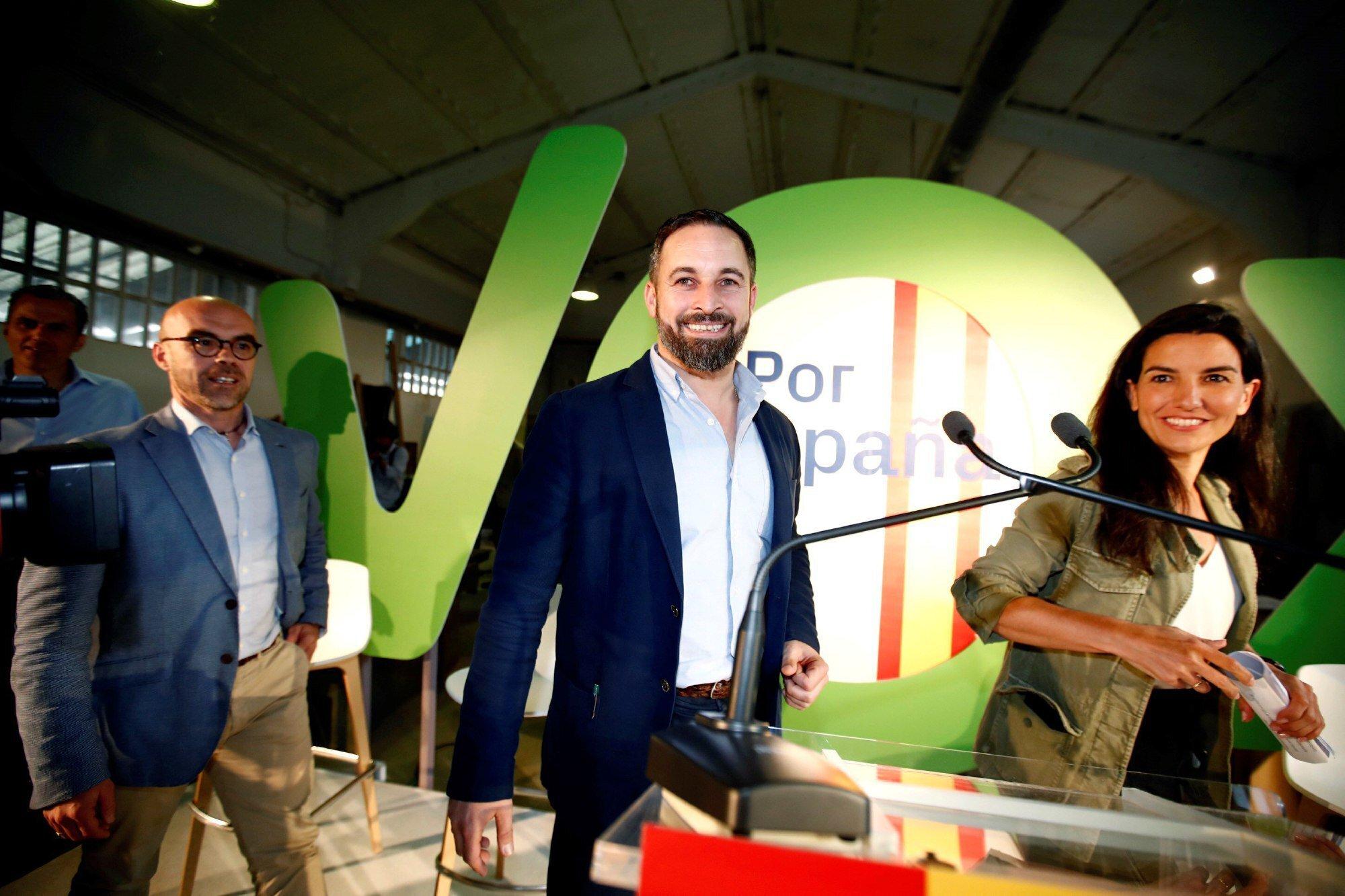 Vox arranca la campaña del 26-M en