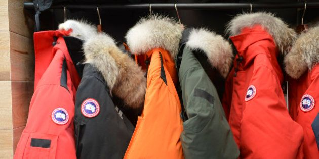 Toronto, ON - October 2 - Deni Reiss is the President and CEO of The Canada Goose company that has made...