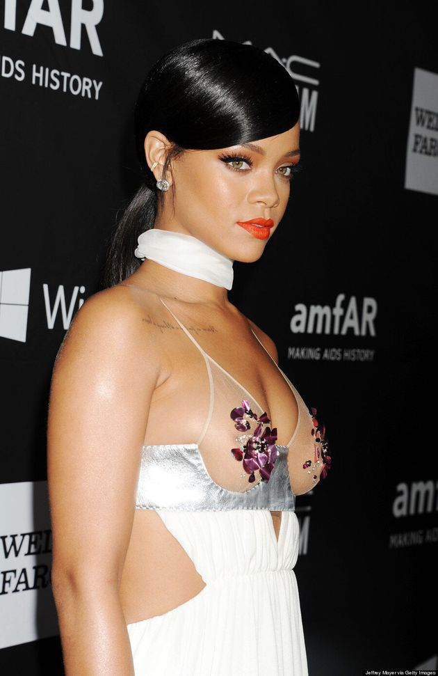 Rihanna Is Unapologetic In Her Sexy Tom Ford