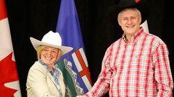 Harper, Notley Talk Climate Change,