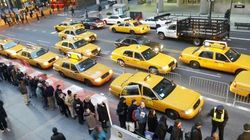 Uber Cars Now Outnumber Yellow Cabs On NYC