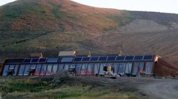 When Earth Runs Low On Energy, Alberta's 'Earthship' Will Just Keep