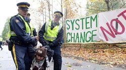 B.C. RCMP Move In On Anti-Pipeline