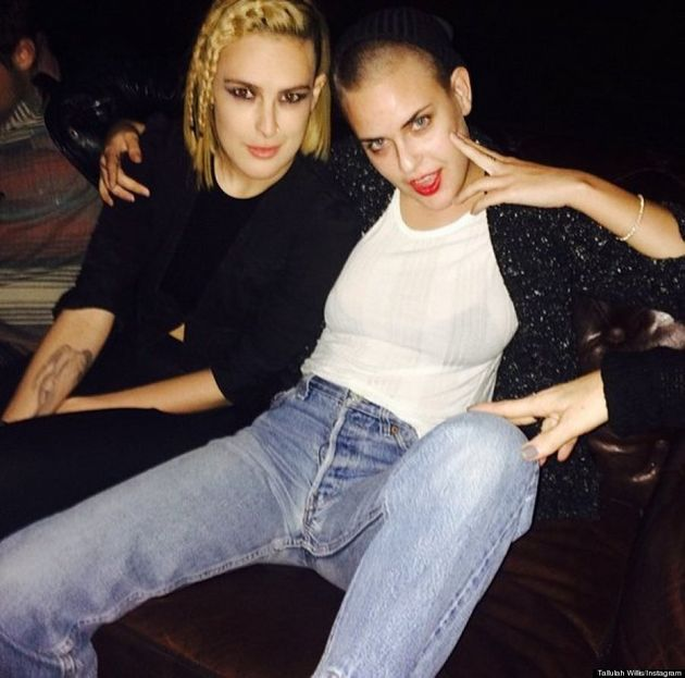 Tallulah Willis Shaves Her Head, Follows In Mom Demi Moore's