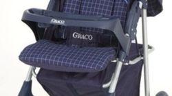 Massive Graco Stroller Recall Includes Canada, U.S. And