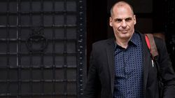 Greek Finance Minister