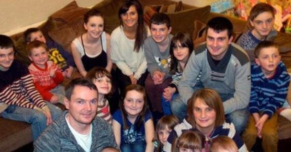 Britain's Largest Family Welcomes Baby Number 18