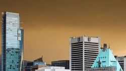 Vancouver Wakes Up To End Of Days Smoky